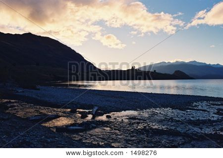 West Lake Wanaka Central Otago