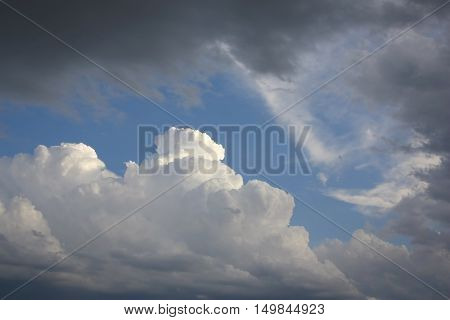 Beautiful Dramatic Sky