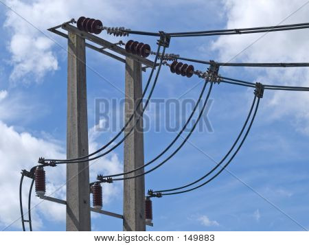 Overhead Electricity Cables