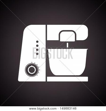 Kitchen Food Processor Icon