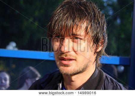 Artem Milevskyy Of Dynamo Kyiv