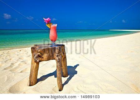 Cóctel de playa