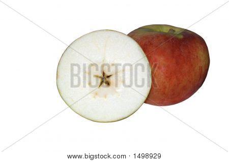 Apples2 On White