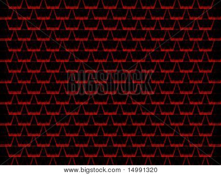 dark grungy red cell pattern