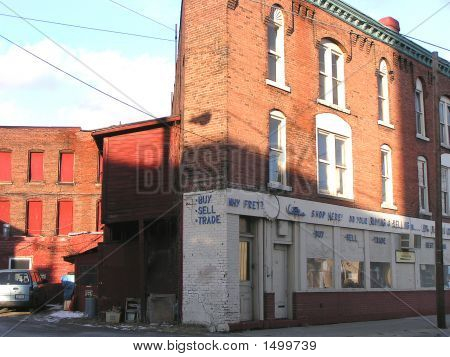 Odd Shaped Building Swap Shop