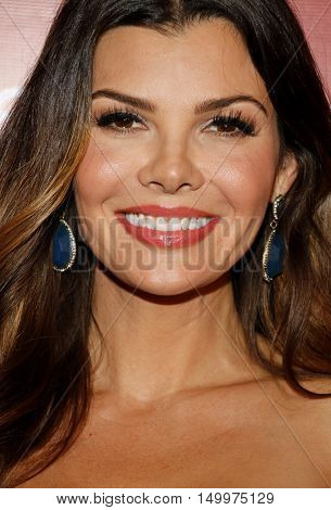 Ali Landry at the 2016 Operation Smile's Annual Smile Gala held at the Beverly Wilshire Hotel in Beverly Hills, USA on September 30, 2016.