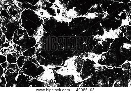 Invert Color Texture Marble,black And White Marble Texture Background,isolated Textrue Marble Or Pat