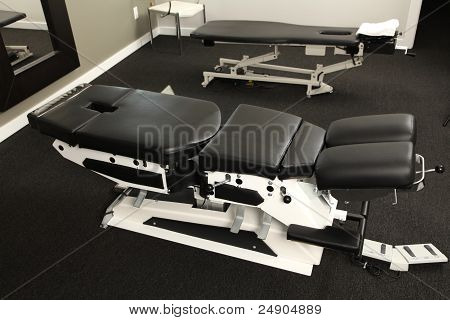 Ciropractor Bench