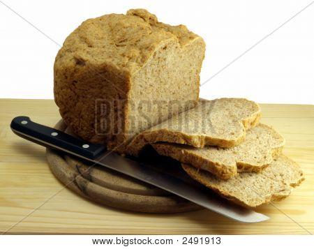 Sliced Bread Still Life
