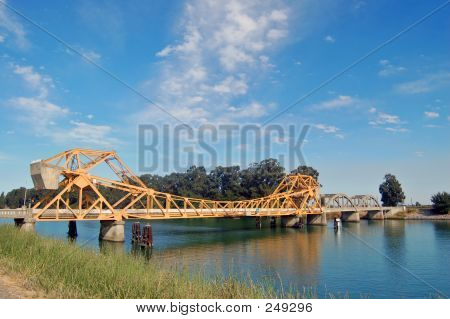 Bridge Over Sacramento River