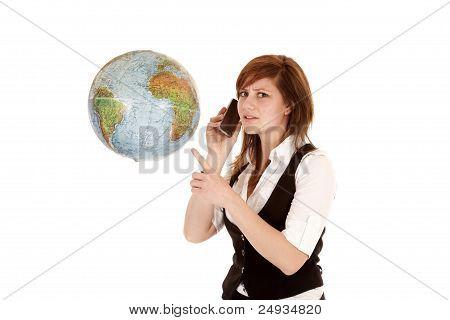 Talking Phone Globe