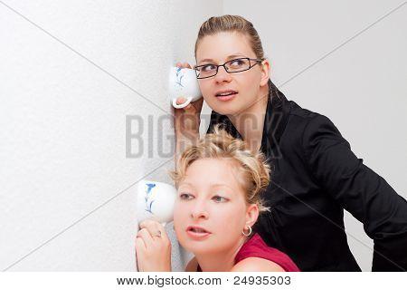 Women Spy