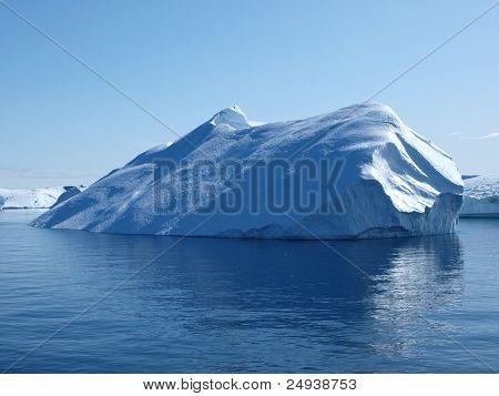 Iceberg, Greenland.