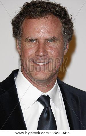 LOS ANGELES - 5 de novembro: Will Farrell chega no LACMA arte + filme Gala em o LA County Museum of Art