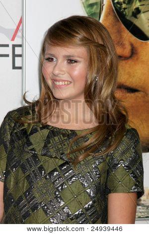 LOS ANGELES - NOV 5:  Sammy Boyarsky arrives at the AFI FEST 2011 Gala Screening of
