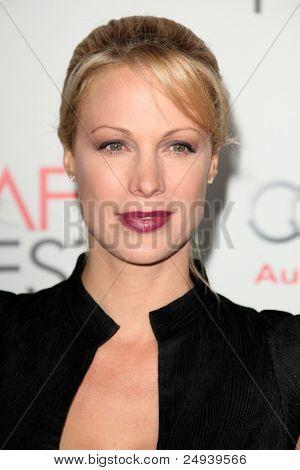 "LOS ANGELES - 3 de NOV: Alison Eastwood chega a AFI FEST 2011 apresentado pela Audi - Op ""J. Edgar"""