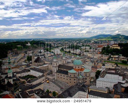 Salzburg city
