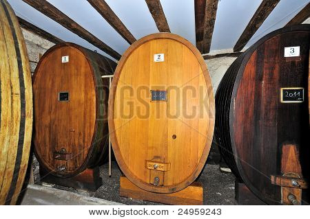Swiss Wine Cellar