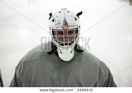 Ice-Hoceky Player