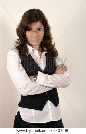 Business Woman Two