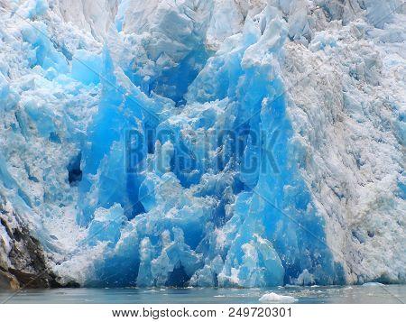 Tracy Arms Fjord Glacier Terror