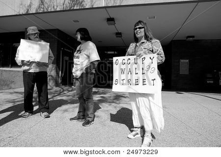 Small Protest
