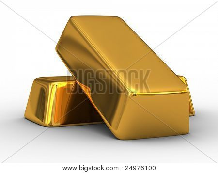 Two ingot