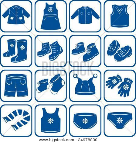 Child clothes set 2.