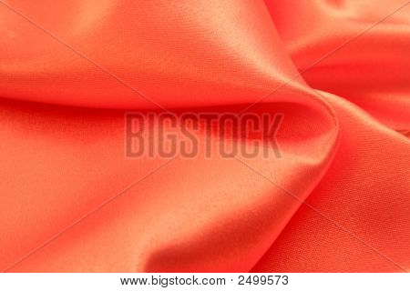 Drapery Red Material