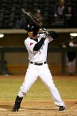 PHOENIX, AZ - NOVEMBER 4: Anthony Gose, a top prospect for the Toronto Blue Jays, plays for the Phoe
