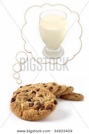 Cookies Dream Of Milk
