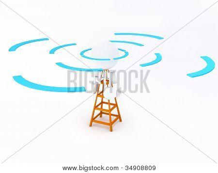 Cell Phonetower