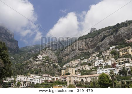 In The Hills Of Positano