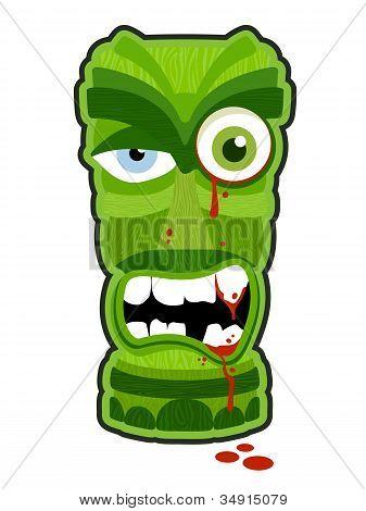 Zombie Tiki