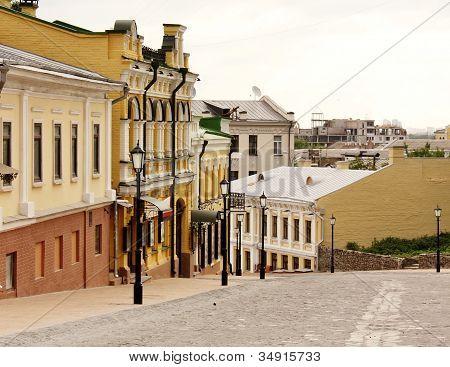 Andrew's Descent In Kiev