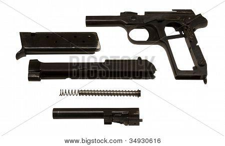 Pistol Parts