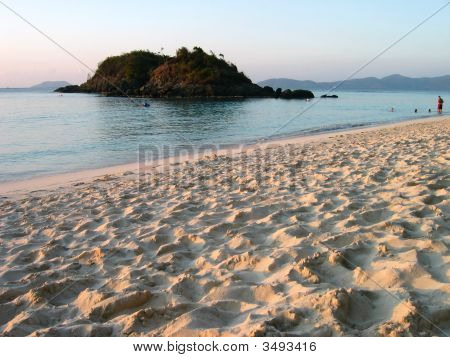 Trunk Bay Caribbean