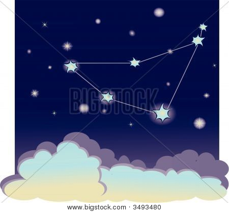 "Constellation ""Capricorn"""