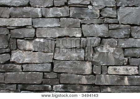 Irish Wall, Kerry County, Ireland