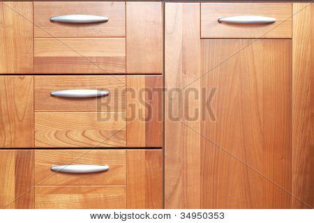 Pattern of wood furniture