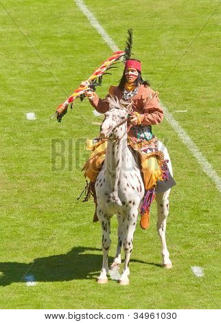 Chief Osceola And Renegade, Fsu Mascots