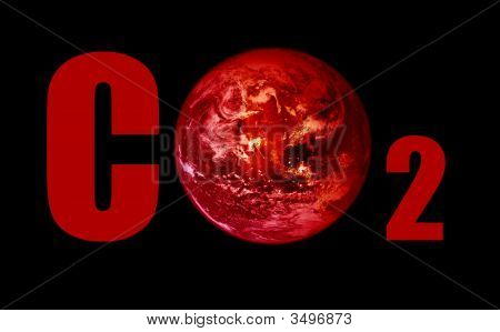 CO2 tierra roja
