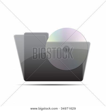 Disk In The Folder