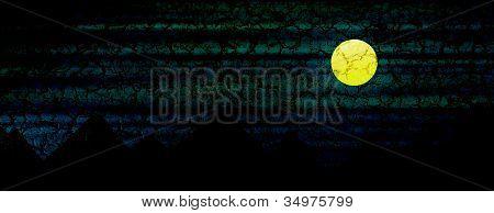 Full Moon Dark Night