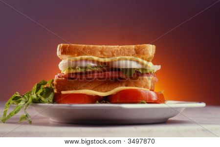 Double Decker Sandwitch