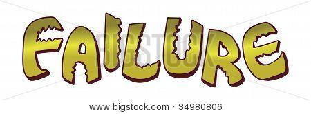 Failure Logo