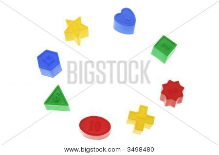 Shape Sorter Toy Blocks