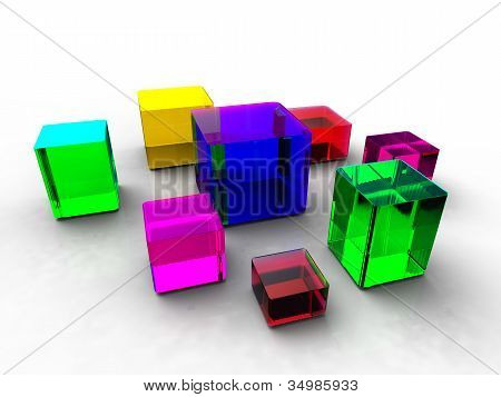Crystal boxes