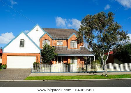 Family Home In Quiet Residential Street