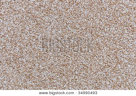 Fine decoration texture with drops of pebbles